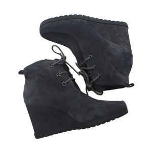 MICHAEL by Michael Kors Gray Booties